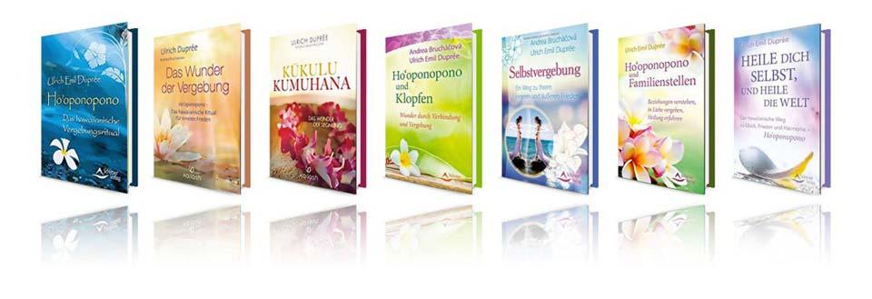 Bücher zum Thema Hooponopono, Spiritualität, Weisheit und  universellen Erfolg