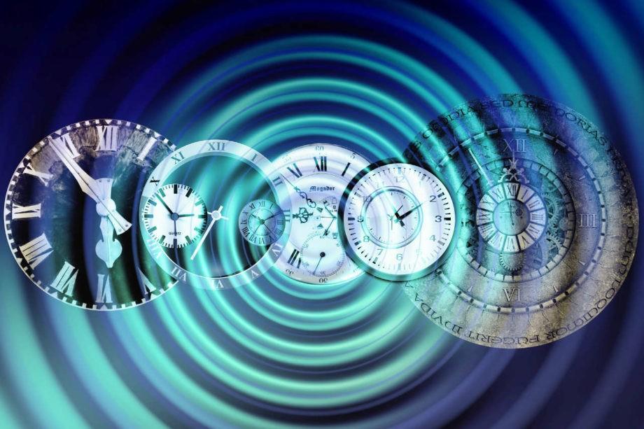 Zeit Bewusstsein Lebenszeit