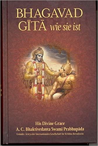 Buch Empfehlung Bhagavat Gita
