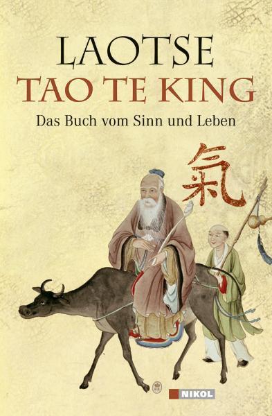 Bild Buch Empfehlung von Ulrich Dupree: das Tao Te King von Laotse